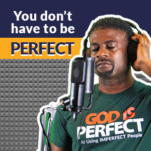 You Don't Have to Be Perfect | Bruce Francois | Inspirational Video